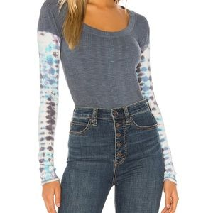 NWT! Free People Big Sur Long Sleeve T-Shirt